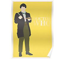 Doctor Who - Patrick Troughton Poster
