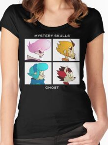 Ghost Days Women's Fitted Scoop T-Shirt