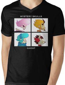 Ghost Days Mens V-Neck T-Shirt