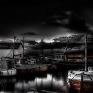 Night Parking by Erik Brede