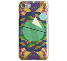 Abstract III iPhone Case/Skin