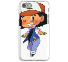 OS Ash Ketchum iPhone Case/Skin