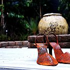 These Shoes Were Made For Walkin'... by Catherine C.  Turner