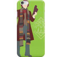 Doctor Who - Tom Baker iPhone Case/Skin