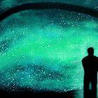 Meditation Under the Stars by free5pirit
