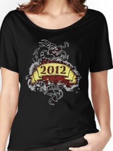 2012 - Year of the Dragon - T-Shirt Women's Relaxed Fit T-Shirt