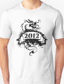 2012 - Black Dragon T-shirt T-Shirt