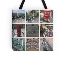 Fixie Fixation Tote Bag