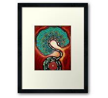 Fruition of the Soul Framed Print