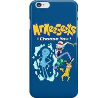 I Choose You!! iPhone Case/Skin