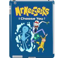 I Choose You!! iPad Case/Skin