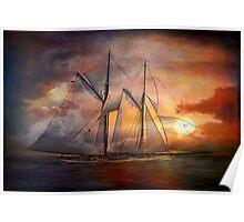 Singing sails...... Poster