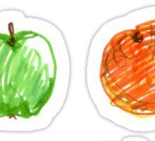 Fruity fun for everyone! Sticker