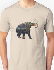 Mammoth - Landscape Unisex T-Shirt
