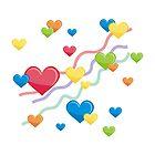 Hearts by -ashetana-