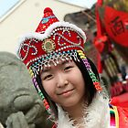 traditional chinese festive dress  by jacobmoss