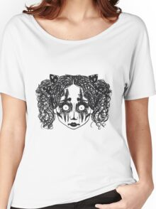 SPOOP Women's Relaxed Fit T-Shirt