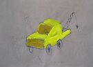 We Built A Yellow Tow Truck by John Douglas