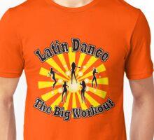 Latin Dance - The Big Workout T-shirt T-Shirt