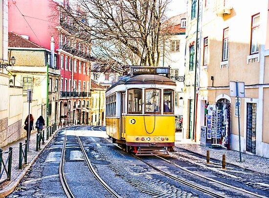 Tram  by Aase