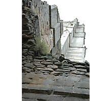 Tower of Fountains Abbey Photographic Print