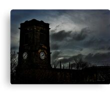 Churches of sly Canvas Print