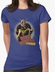 Robot Monster Womens Fitted T-Shirt