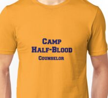 Camp Half-Blood Counselor Unisex T-Shirt