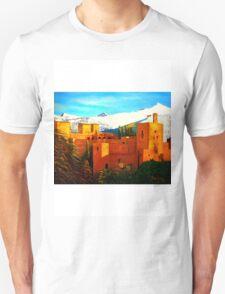 """LA AHLAMBRA OF GRANADA"" Unisex T-Shirt"