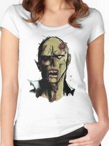 Zombi Zombi Women's Fitted Scoop T-Shirt