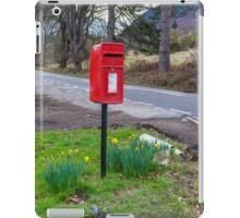 Highland Mail iPad Case/Skin
