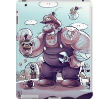 BIG MARIO iPad Case/Skin