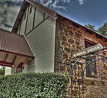 church by Tom McCarthy