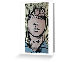Evey Vendetta Greeting Card