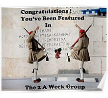 2 A Week Group Banner Challenge Poster