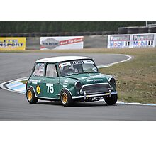 Racing Mini Photographic Print