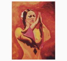 """RAQUEL HEREDIA"" ( bailaora) by Manuel Sanchez"