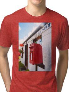 Glendale Dunvegan Post Office Tri-blend T-Shirt