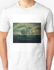 """""""SHIP OUT TO SEA"""" T-Shirt"""