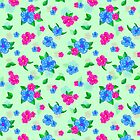 Flower Pattern by kotopes
