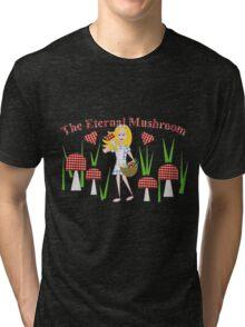 The Eternal Mushroom Tri-blend T-Shirt