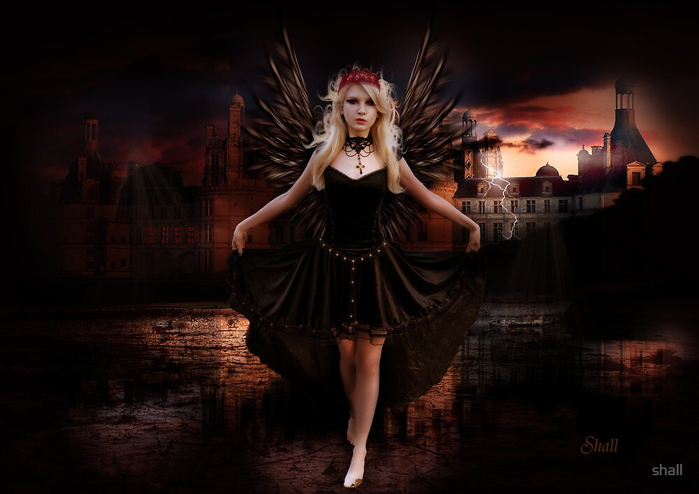 Black Swan by shall