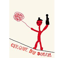 Cirque du Soleil Photographic Print