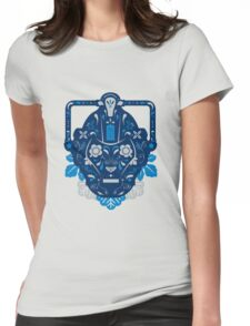 Sugar Cybermen Womens Fitted T-Shirt
