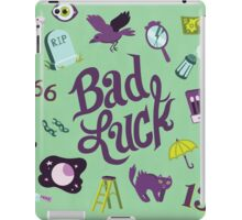 Bad Luck iPad Case/Skin