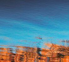 Reflections in sharp light by Jenifer Wallis