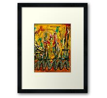 Jubilation II Framed Print