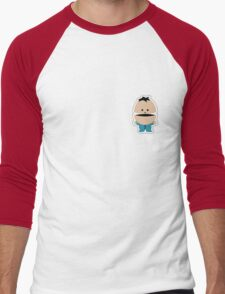 South Park Kid Ike Broflovski Men's Baseball ¾ T-Shirt