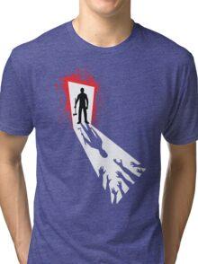 Zombie Killer Tri-blend T-Shirt