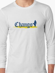 Chango Beer Logo Only Long Sleeve T-Shirt